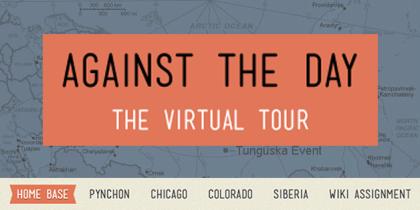Online lesson: virtual tour