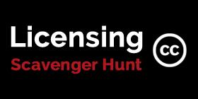 Online lesson: scavenger hunt