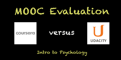 MOOC evaluations