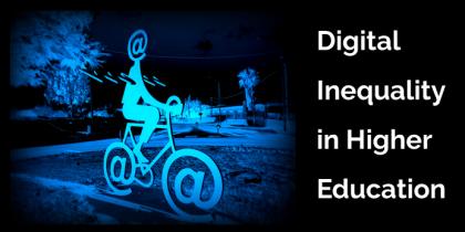 Digital inequality presentation